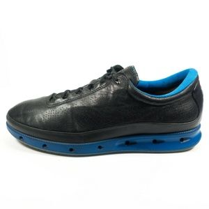 Ecco Cool GTX Waterproof Yak Leather Sneakers